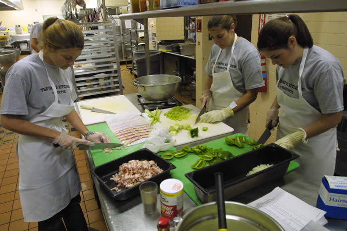 Dining Services & Food