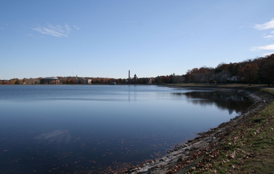 Boston College Conserves Water