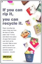 What's Being Recycled on Campus