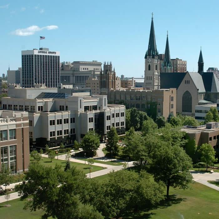 Campus Initiatives: Buildings