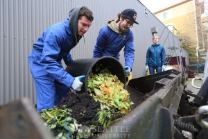 03072014- Seattle University's Composting Yard