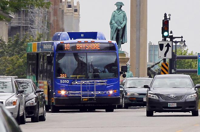 Campus Initiatives: Transportation