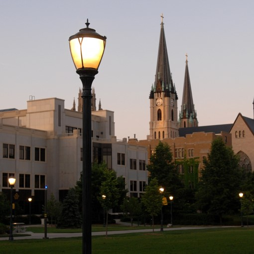 Campus Initiatives: Energy