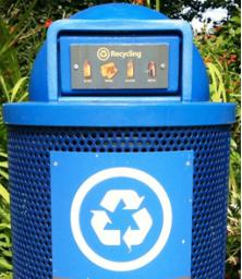 Recycling bin 224 pixels