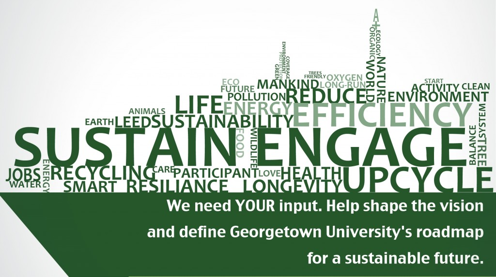 Sustainability at Georgetown University