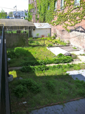 St. Rose's Garden!