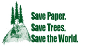 Campus Recreation's Ways to Conserve Paper