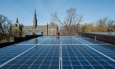New Georgetown Solar Project Draws White House Attention