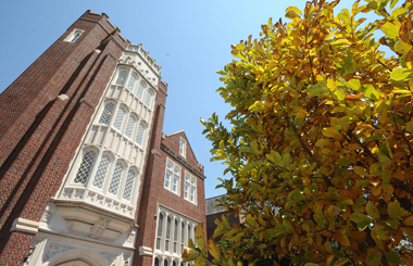 The Changing Face of Loyola: Campus Renovations Poise University for Second Century