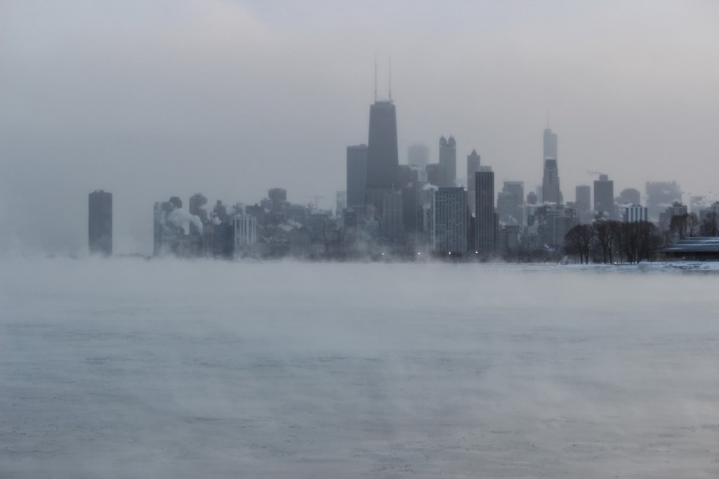 If the United States is frozen, is climate change a hoax?
