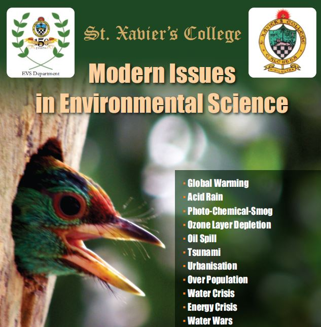 Students' reflection on Modern issues in Environmental Science