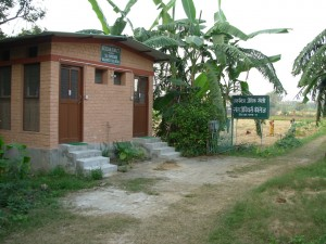 Promoting waterless ecological sanitation in Tarumitra, a Jesuit bio-reserve and ecology centre in India