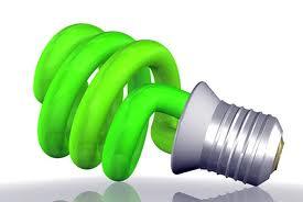 Green Light Blub