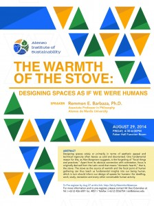 Warmth of the Stove poster 2