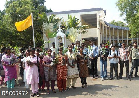 Arulanandar College Initiative for Social Education