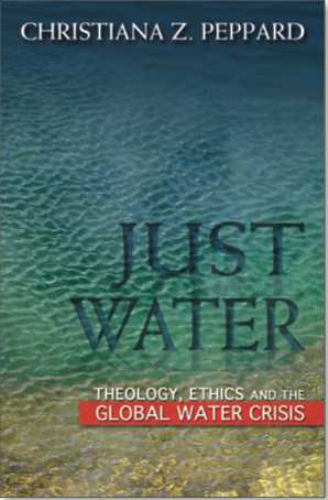 By the Books: Christiana Z. Peppard's Just Water. Part 1