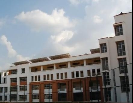 St.Joseph's College, Bangalore Solar Powered
