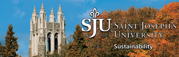 The Saint Joseph's University Statement on Sustainability