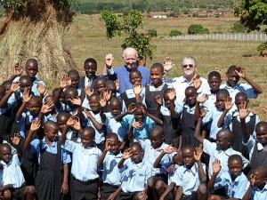 Sustainability in a new Jesuit school in Malawi