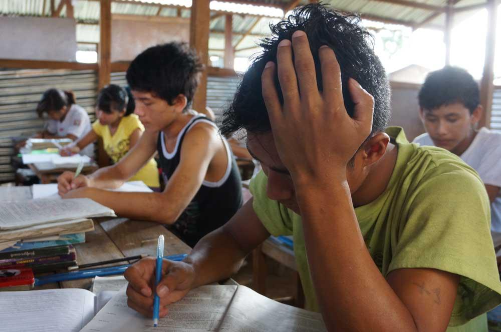 Education is the way forward in Myanmar