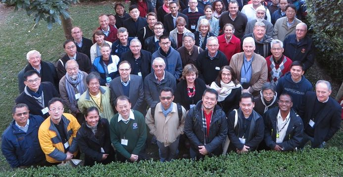 """JCAP Colloquium on """"Reconciliation with Creation"""" 8-12 July 2014"""