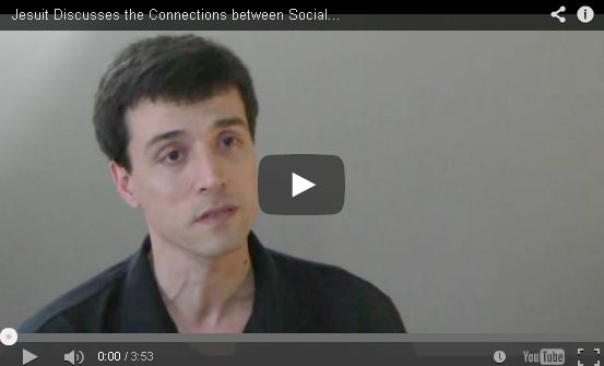 Jesuit Discusses the Intertwined Relationship of Social Justice and Environmentalism