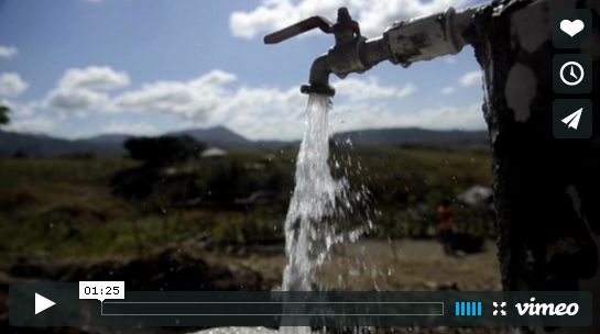 Jesuit Refugee Service Water Project Highlights Recovery Efforts in Haiti