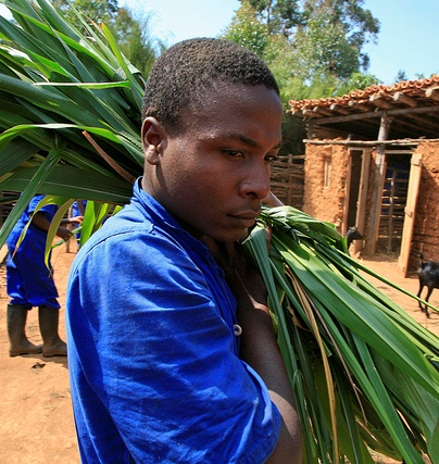 Agakura in Burundi