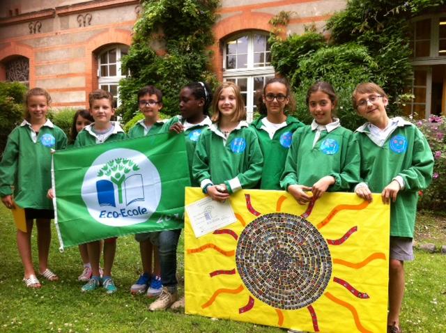 Label Eco-School
