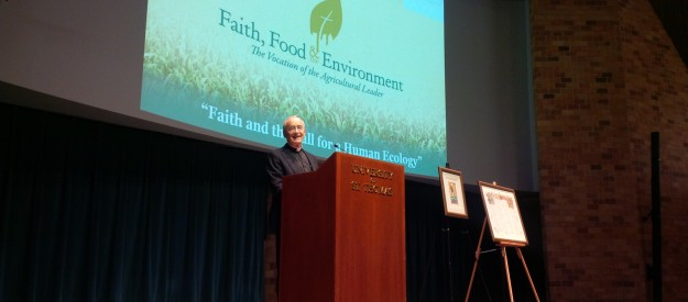 """Faith and the Call for Human Ecology"""