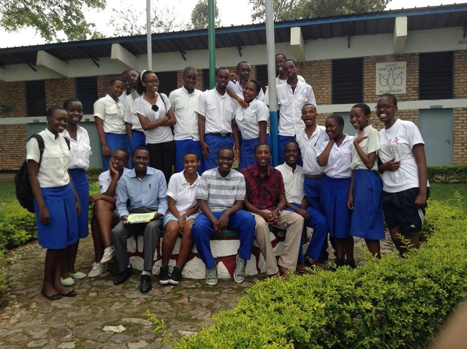 Nurturing Eco-Warriors in Burundi