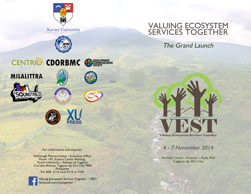 XU to launch region-wide environmental campaign – VEST