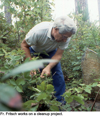 'Tis the Gift to be Simple: a Jesuit Environmentalist Looks Back