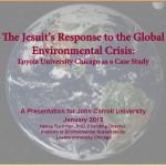jesuit response_global environmental crisis