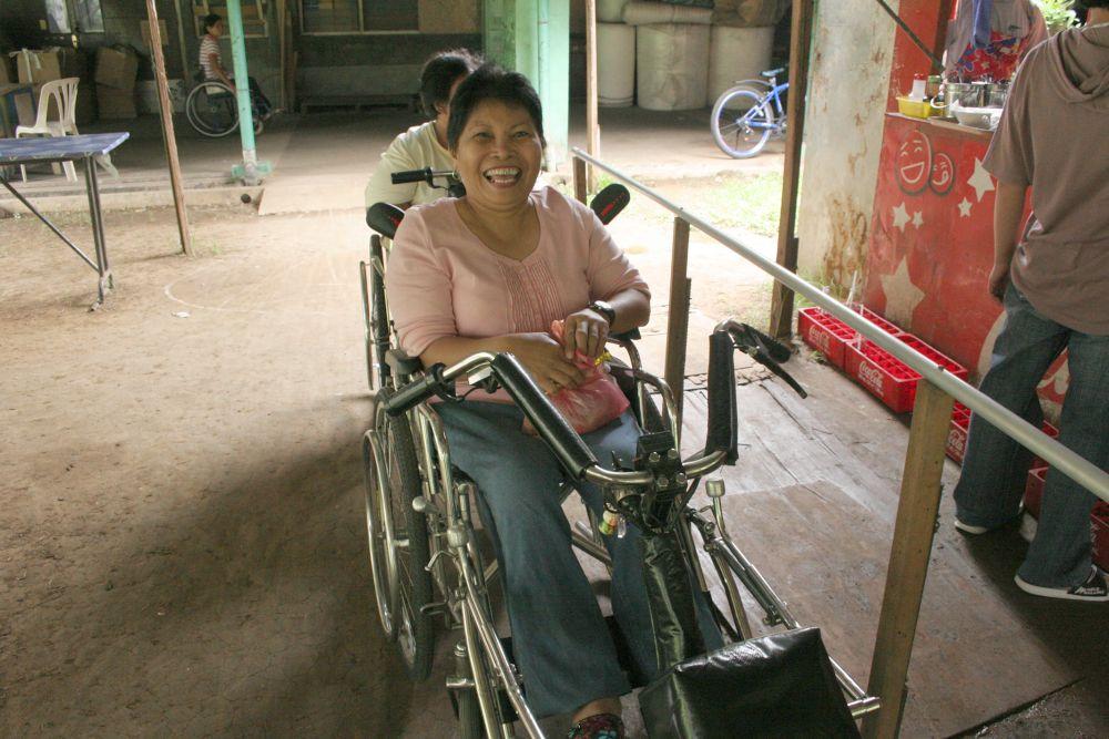 Whirlwind Wheelchair International