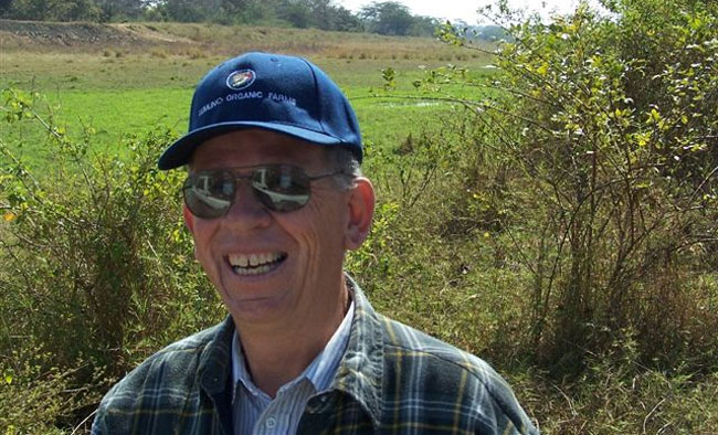 Br. Paul Desmarais, SJ: Reaping the Benefits of Organic Farming in Zambia
