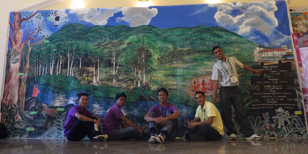 Bendum Young Foresters in Asia-Pacific Forestry Conference 2016