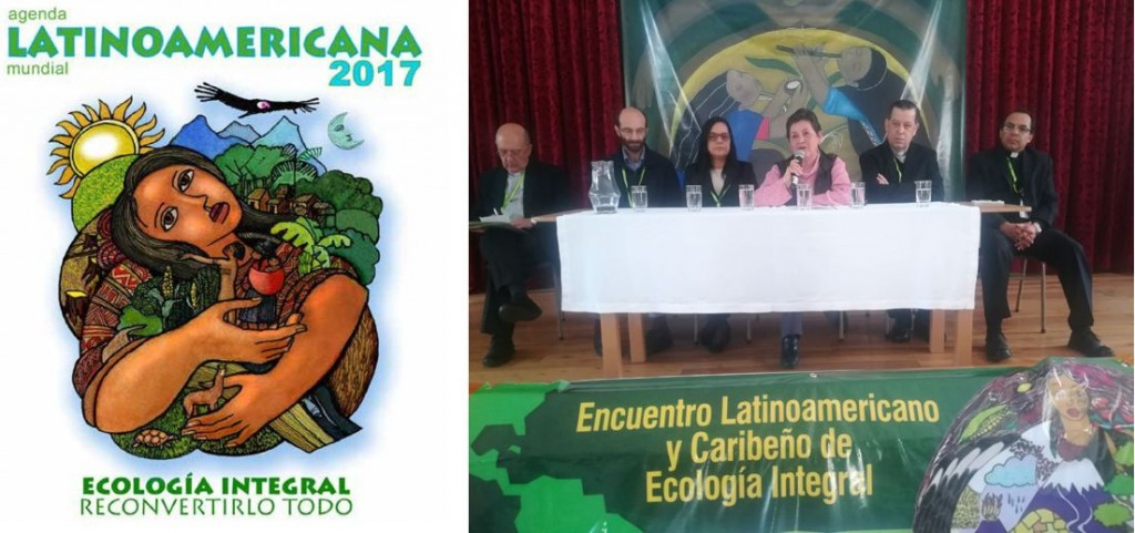 A Latin American and Caribbean gathering in Quito on integral ecology