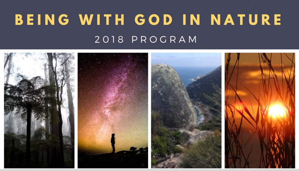 Campion Centre of Ignatian Spirituality: 2018 program on Being with God in Nature