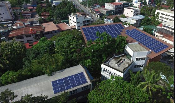 Ateneo gets 400+KW solar power, the biggest in Mindanao
