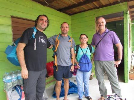 Collaboration in the SJPAM: Experience in the Peruvian Amazon. By: Eduardo Anaya Sanromán, SJ