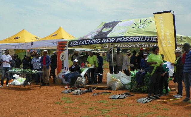 Global Recycling Day and the City of Joburg