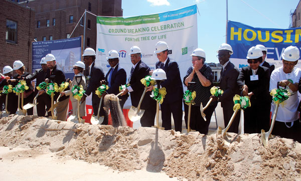 Tree of Life Development Breaks Ground in Southeast Queens, New York