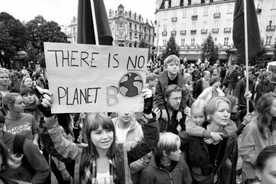 Young Adults in a Climate Changing World