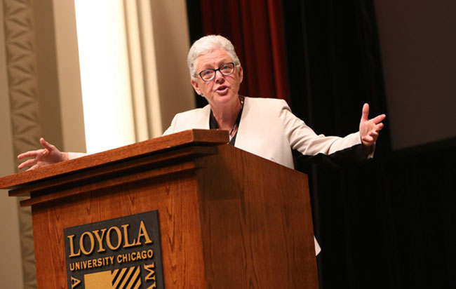 Loyola University Chicago Climate Change Conference Focuses on Public Health Issues