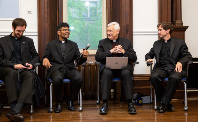 """Jesuits Need to be Companions with Others in a Mission of Reconciliation and Justice,"" Says Jesuit Superior General"