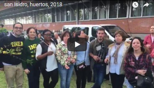 San Isidro 2019 Huertos ecológicos