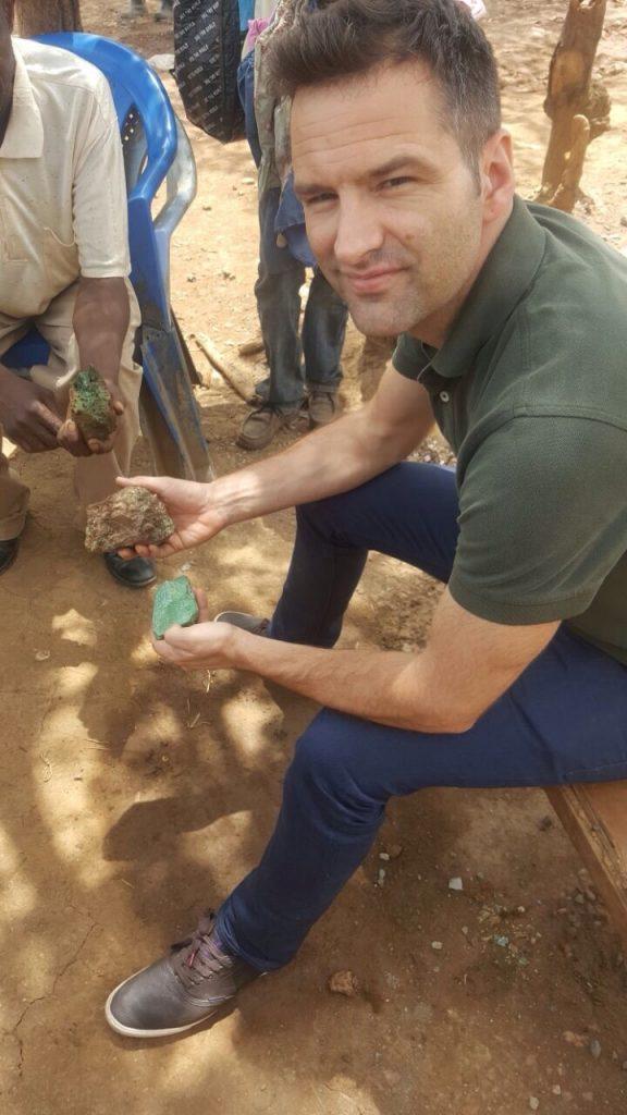 Artisanal Mining in Katanga – Arrupe Centre, Lubumbashi