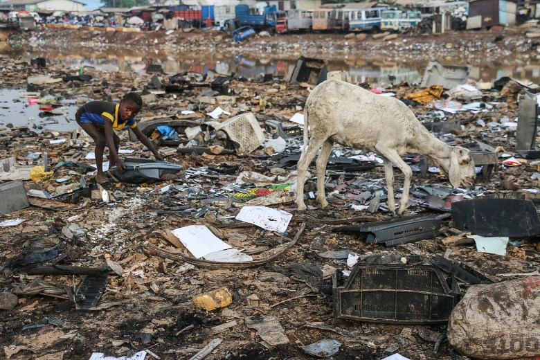 Waste: the African problem
