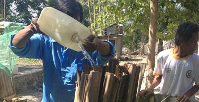 Timor-Leste water and food programs